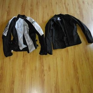 Speed And strength womens Motorcycle jacket
